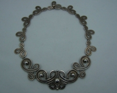 Reveriano Castillo Reveri Vintage Mexican Necklace