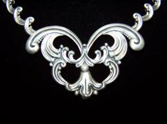 Margot de Taxco Vintage Mexican Silver #5513