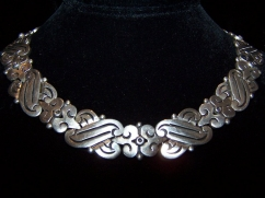 Aguilar Design by JC Vintage Mexican Silver Archive
