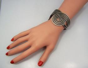 Los Castillo Vintage Bracelet Necklace Set Vintage Mexican Silver