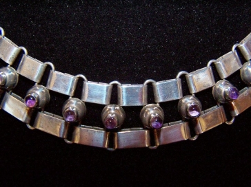 Eagle 22 Vintage Mexican Silver Fred Davis Design