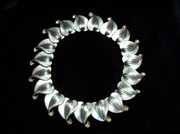 Marcel Boucher Vintage Mexican Silver Necklace