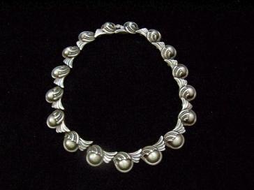 Margot de Taxco Vintage Mexican Silver dsg. 5240