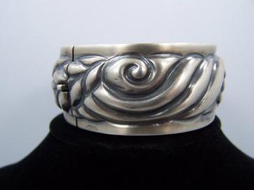 Lico Very Special Vintage Mexican Silver Bracelet