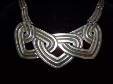 Los Castillo Vintage Mexican Silver