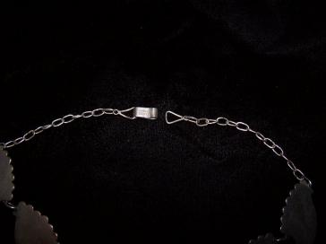 Vintage Mexican Silver Amethyst Pre-48