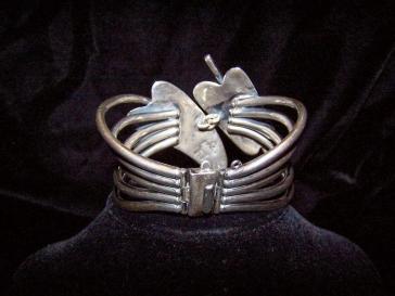 Vintage Mexican Silver Salvador Teran Archives