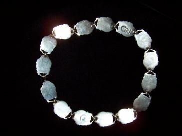 Vintage Margot de Taxco Mexican Silver Necklace