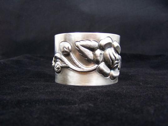 Antonio Pineda Vintage Mexican Silver Sparkle Bracelet